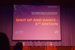 Shut up and Dance - 5th Edition
