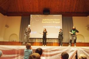 Kati, Saalwärt Mägge und Anwärter